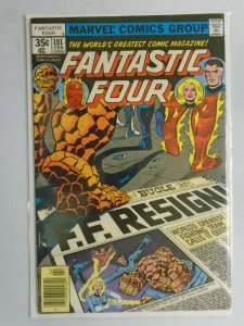 Fantastic Four #191 6.0 FN (1978 1st Series)
