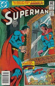 Superman (1st Series) #368 FN; DC | save on shipping - details inside