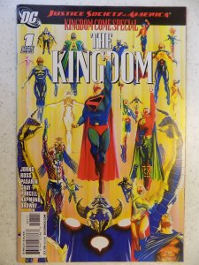 JSA Kingdom Come Special: The Kingdom #1 (2009)