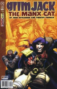 Grimjack: The Manx Cat #2 VF; IDW   save on shipping - details inside