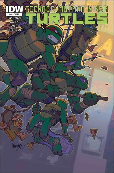 Teenage Mutant Ninja Turtles (5th Series) #48C VF/NM; IDW | save on shipping - d