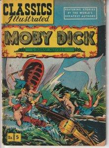 Classic Comics #5 (1942)