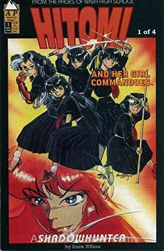 Hitomi and Her Girl Commandos #1 FN; Antarctic | save on shipping - details insi
