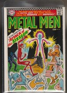 Metal Men #22