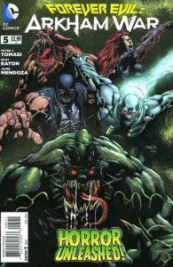 Forever Evil: Arkham War #5 VF/NM; DC | save on shipping - details inside