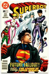 Superboy #45 (DC, 1997) VF-