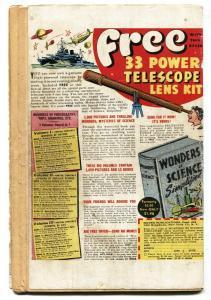 THRILLING  #52-1946-NEDOR-DOC STRANGE-SCHOMBURG-Hooded menace