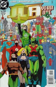 JLA: Year One #12 VF/NM; DC | we combine shipping