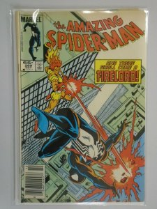 Amazing Spider-Man #269 Newsstand edition 4.0 VG (1985 1st Series)
