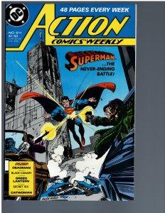 Action Comics #611 (1988)
