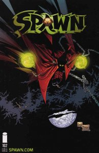 Spawn #102 FN; Image | save on shipping - details inside