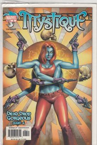 Mystique #6 (2003)