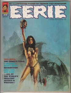 Eerie Magazine #35 (Sep-71) NM- High-Grade