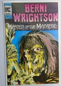 Berni Wrightson Master of the Macabre #3, NM (1983)
