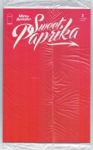 Mirka Andolfo Sweet Paprika #3 Cvr E Andolfo Hot Variant (Image, 2021) NM