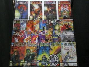STARMAN (1994) 0-54,Ann1-2,Giant,Secrets JAMES ROBINSON