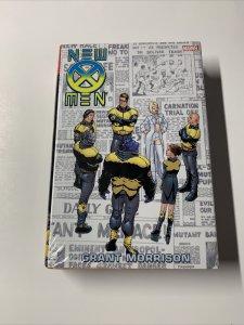 New X-men Omnibus Mint Sealed Grant Morrison Run Marvel Hc Tpb 1st Print Esition