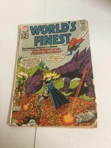 Worlds Finest 130 Gd Good 2.0 DC Comics Silver Age