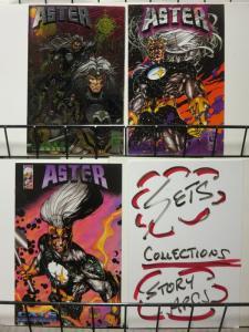 ASTER  V 2 LAST CELESTIAL KNIGHT (1995 ENTITY) 1-3