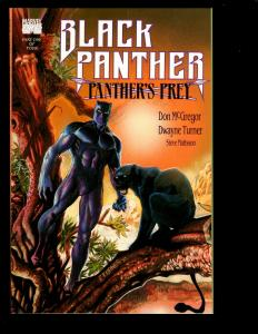 8 Black Panther Marvel Comics Panther's Prey 1 2 3 4 Limited Series 1 2 3 4 GK6