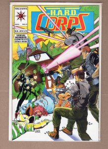 The H.A.R.D. Corps #9 (1993)