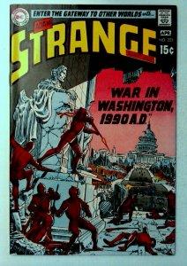 Strange Adventures #223 DC 1970 FN+ Comic Book Bronze Age