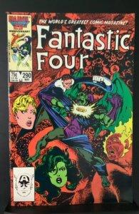 Fantastic Four #290 (1986)