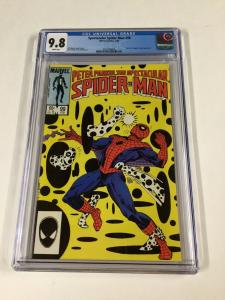 Spectacular Spider-man 99 Cgc 9.8 White Pages Marvel