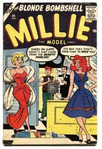 Millie the Model #94 Spicy GOOD GIRL ART 1960-Marvel