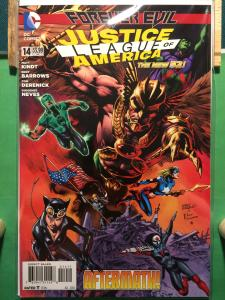 Justice League of America #14 The New 52 FOREVER EVIL