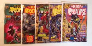 Rise Of Apocalypse 1-4 Plus Tales From The Age Of Apocalypse Complete Near Mint