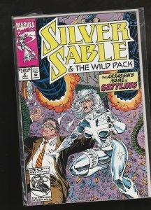 Silver Sable #2