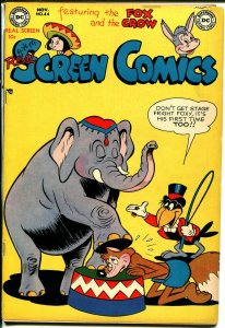Real Screen Comics #44 1951-DC-Fox & Crow-FN-
