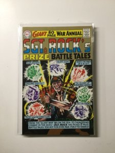 Sgt. Rock's Prize Battle Tales #1 (1964) HPA