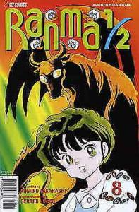 Ranma 1/2 Part 8 #8 VF/NM; Viz | save on shipping - details inside