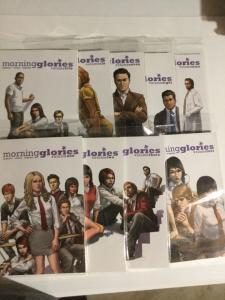 Morning Glories Vol Volume 1 2 3 4 5 6 7 8 9 Tbp N M Near Mint Image