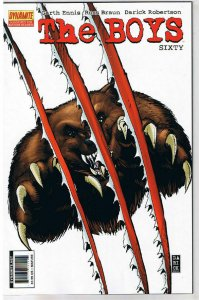 THE BOYS #60, NM, Garth Ennis, Darick Robertson, 2006, more in our store