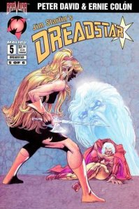 Dreadstar (1994 series) #5, VF+ (Stock photo)