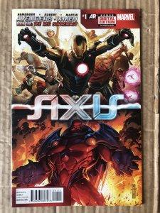 Avengers & X-Men: Axis #1 (2014)