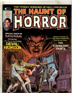 5 Mags Haunt Horror 2 Cinefantastique 4 Fame Fortune 857 Pluck L 476 MAD 195 RS3