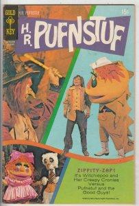 H.R. Pufnstuf #1 (Oct-70) VG/FN Mid-Grade H.R. Pufnstuf