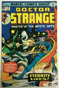 DOCTOR STRANGE#10 FN/VF 1975 MARVEL BRONZE AGE COMICS