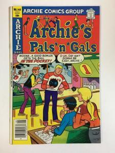 ARCHIES PALS & GALS (1952-    )149 VF-NM  May 1981 COMICS BOOK