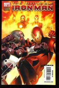 Invincible Iron Man #6 (2008)