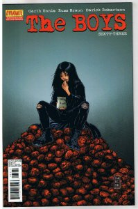 THE BOYS #63, NM-, Garth Ennis, Darick Robertson, 2006, more in our store