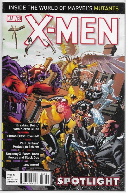 X-Men Spotlight   #nn VF/NM