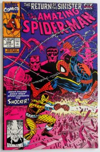 The Amazing Spider-Man #335 (FN)(1990)
