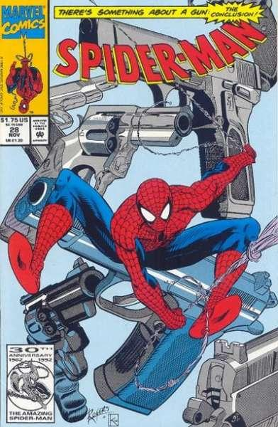 Spider-Man (1990 series) #28, NM (Stock photo)