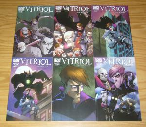 Vitriol the Hunter #1-6 VF/NM complete series by billy martin of good charlotte