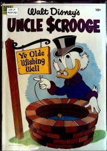 Uncle Scrooge #7 (1954)
